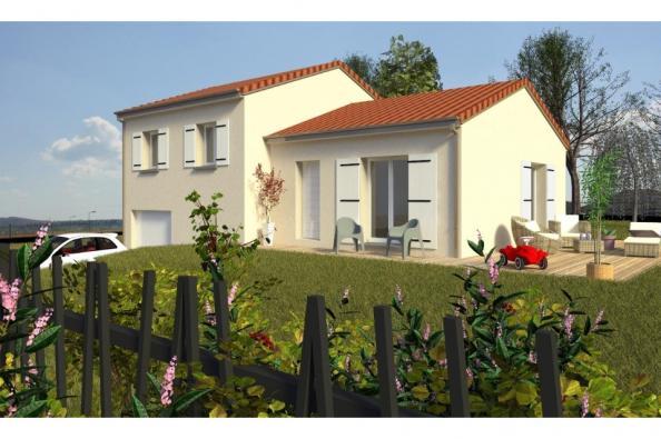 Modèle de maison PT_D_3_75 3 chambres  : Photo 1