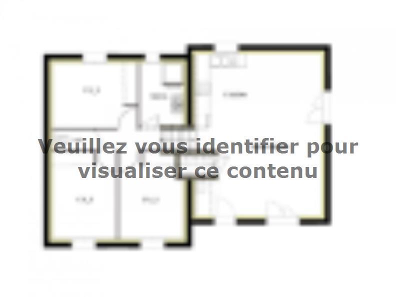 Plan de maison PT_D_3_75 : Vignette 1