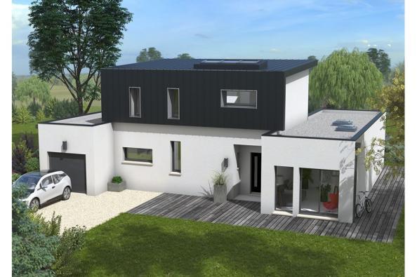 Modèle de maison YRYS 133 4 chambres  : Photo 2