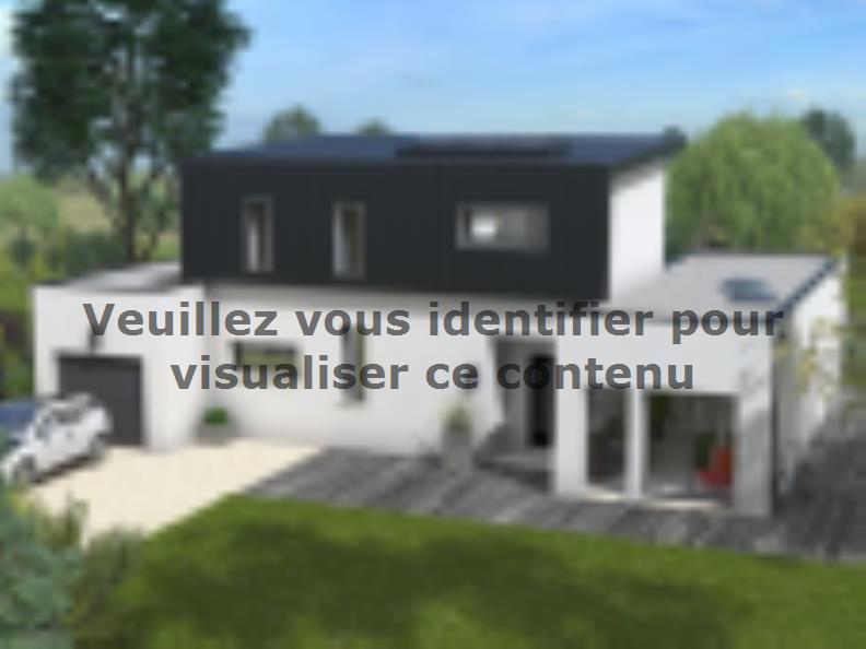 Modèle de maison YRYS 133 : Vignette 2