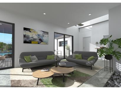 Modèle de maison YRYS 133 4 chambres  : Photo 4