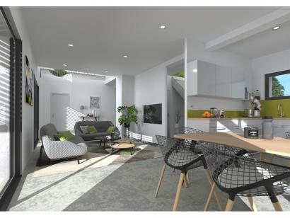 Modèle de maison YRYS 133 4 chambres  : Photo 5