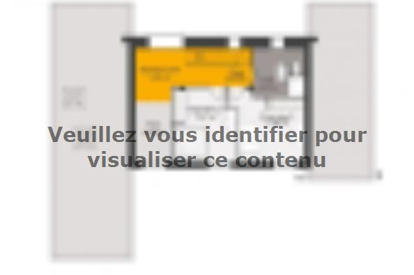 Plan de maison YRYS 133 4 chambres  : Photo 2