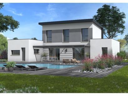Modèle de maison YRYS 153 5 chambres  : Photo 1
