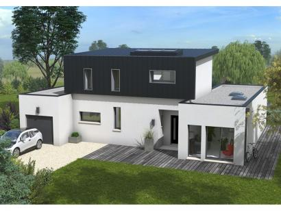 Modèle de maison YRYS 153 5 chambres  : Photo 2