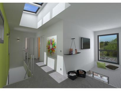 Modèle de maison YRYS 153 5 chambres  : Photo 3