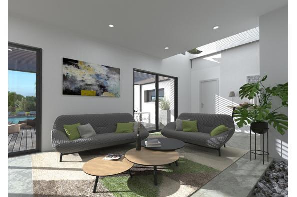 Modèle de maison YRYS 153 5 chambres  : Photo 4