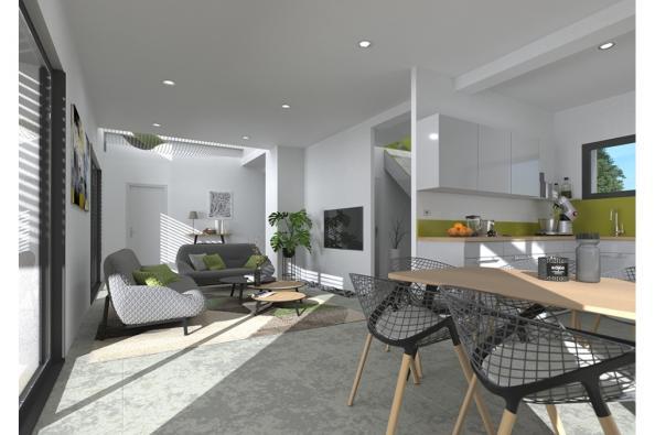 Modèle de maison YRYS 153 5 chambres  : Photo 5