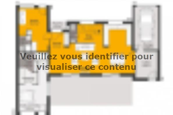 Plan de maison YRYS 153 5 chambres  : Photo 1