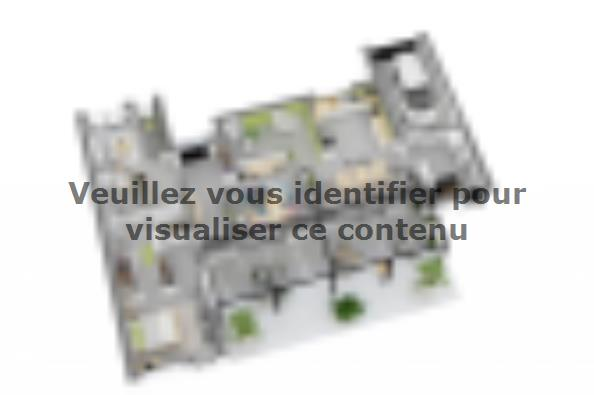 Plan de maison YRYS 153 5 chambres  : Photo 3