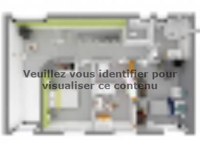 Plan de maison YRYS 153 5 chambres  : Photo 6