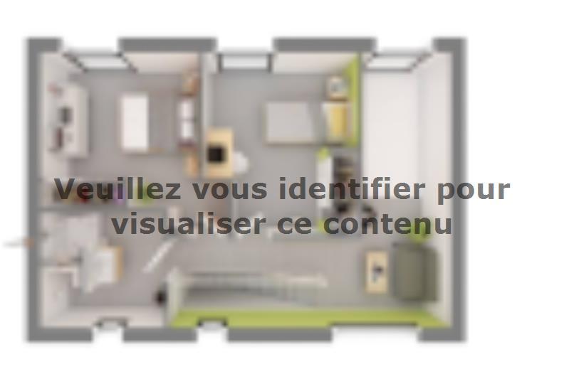 Plan de maison YRYS 133 : Vignette 4