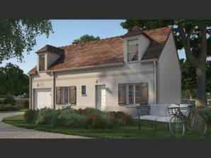 Maison neuve à Abbecourt (60430)<span class='prix'> 208000 €</span> 208000