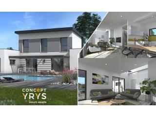 Faites construire YRYS en 133 ou 153 m² !