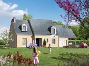 Maison neuve à Tours (37100)<span class='prix'> 225000 €</span> 225000