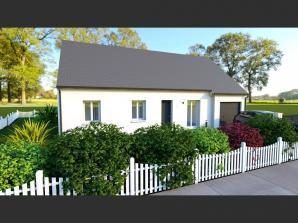 Maison neuve à Loches (37600)<span class='prix'> 129000 €</span> 129000