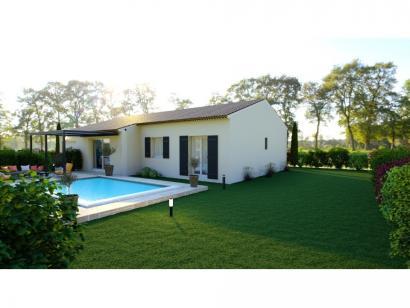 Maison neuve  aux  Mées (04190)  - 204900 € * : photo 1