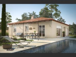 Maison neuve aux Mées (04190)<span class='prix'> 195900 €</span> 195900