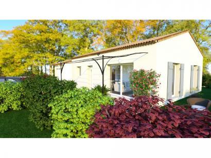 Maison neuve  aux  Mées (04190)  - 182900 € * : photo 1