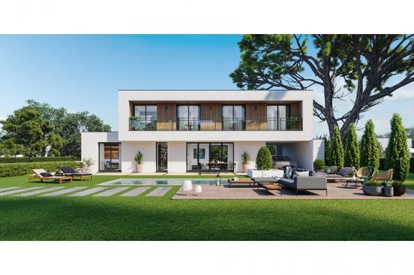Modèle de maison Concept 160 5 chambres  : Photo 1