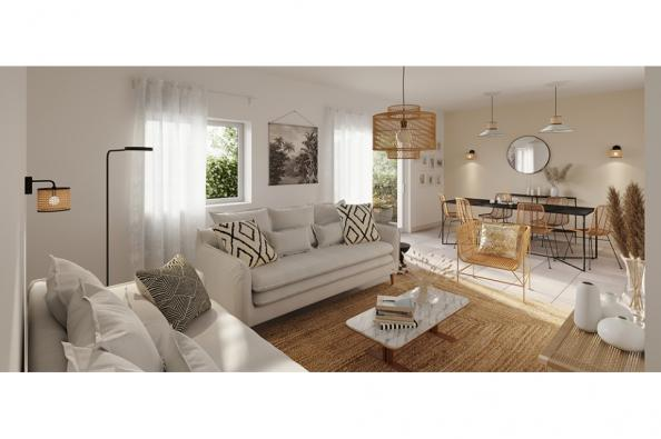 Modèle de maison Family 70 GA 2 chambres  : Photo 2