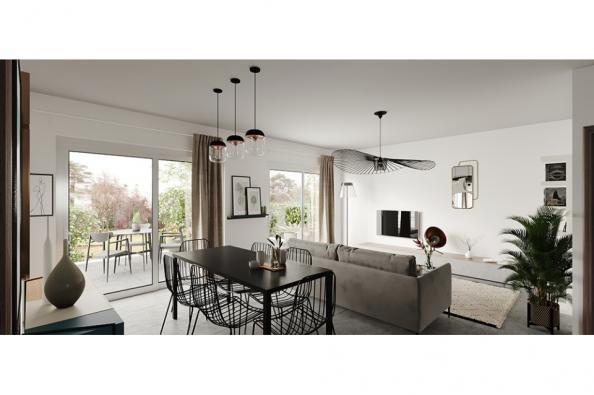 Modèle de maison Family 90 GA 3 chambres  : Photo 2
