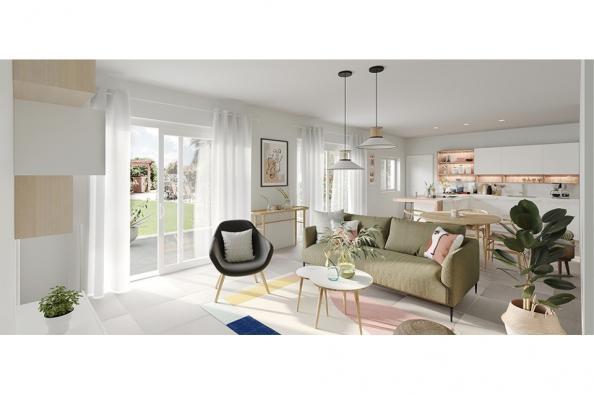 Modèle de maison Family 70GI 2 chambres  : Photo 2