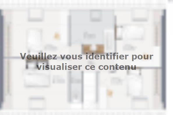 Plan de maison Horizon 110 GI 4 chambres  : Photo 2