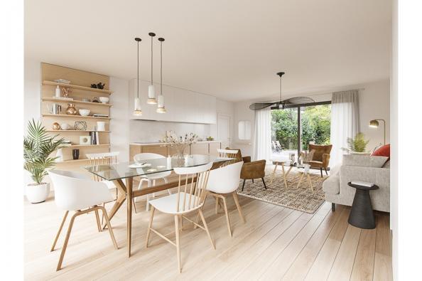 Modèle de maison Inova 90 3 chambres  : Photo 2