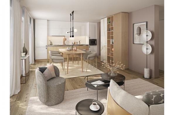 Modèle de maison Ultima 120 4 chambres  : Photo 2