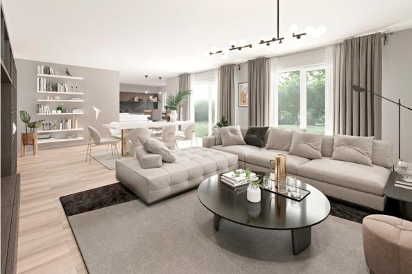 Modèle de maison Ultima 160 5 chambres  : Photo 2