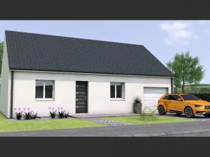 Maison neuve au Louroux-Béconnais (49370)<span class='prix'> 147900 €</span> 147900