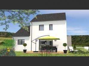 Maison neuve au Louroux-Béconnais (49370)<span class='prix'> 198030 €</span> 198030