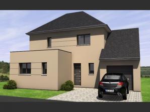 Maison neuve au Louroux-Béconnais (49370)<span class='prix'> 232200 €</span> 232200