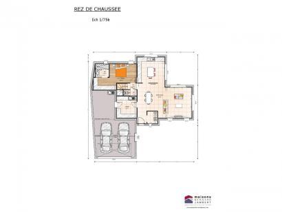Maison neuve  au  Louroux-Béconnais (49370)  - 267530 € * : photo 2