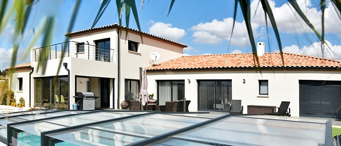 Maisons du sud de la France