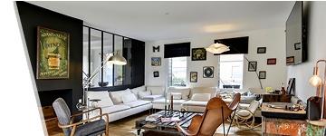 Bien choisir sa couleur pour une maison chaleureuse et accueillante !