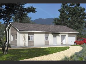 Maison neuve à Bohas-Meyriat-Rignat (01250)<span class='prix'> 179000 €</span> 179000