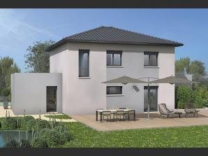 Maison neuve à Laiz (01290)<span class='prix'> 297000 €</span> 297000