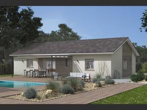 Maison neuve à Laiz (01290)<span class='prix'> 216000 €</span> 216000