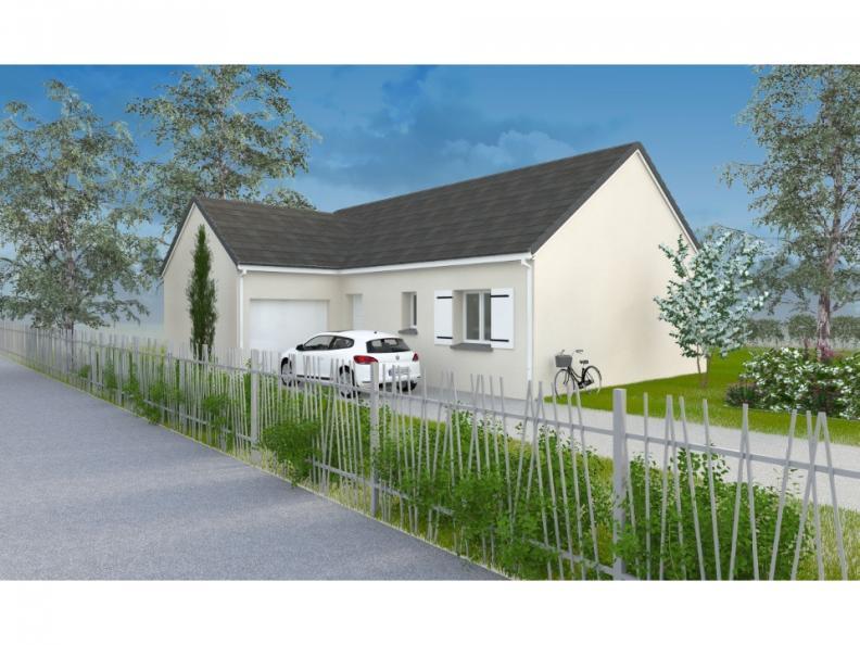 Modèle de maison PT_PP_3_85_GAENL_Nord : Vignette 1