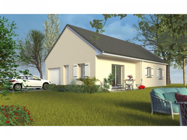 Modèle de maison PT_PP_3_75_GIP_Nord : Vignette 1