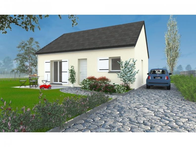 Modèle de maison PT_PP_2_65_SG_Nord : Vignette 1