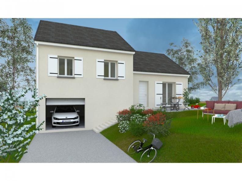 Modèle de maison PT_D_3_75_Nord : Vignette 1