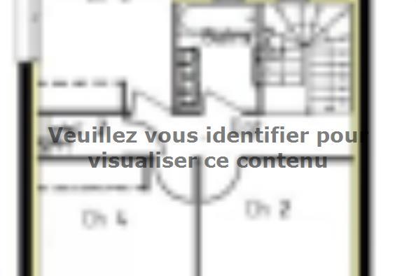Plan de maison PPE135_P1603V3 4 chambres  : Photo 2