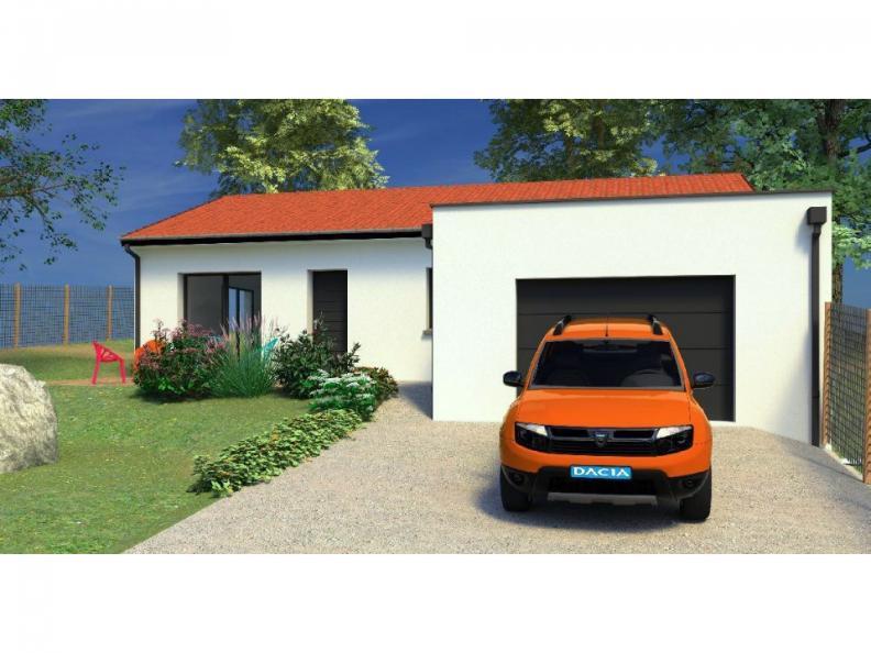Modèle de maison PP93_P1568 : Vignette 1