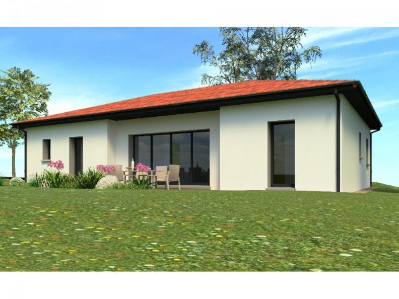 Modèle de maison PP103_P1567V4 : Vignette 1