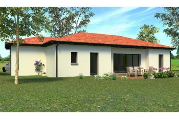 Modèle de maison PP103_P1567V4 3 chambres  : Photo 2