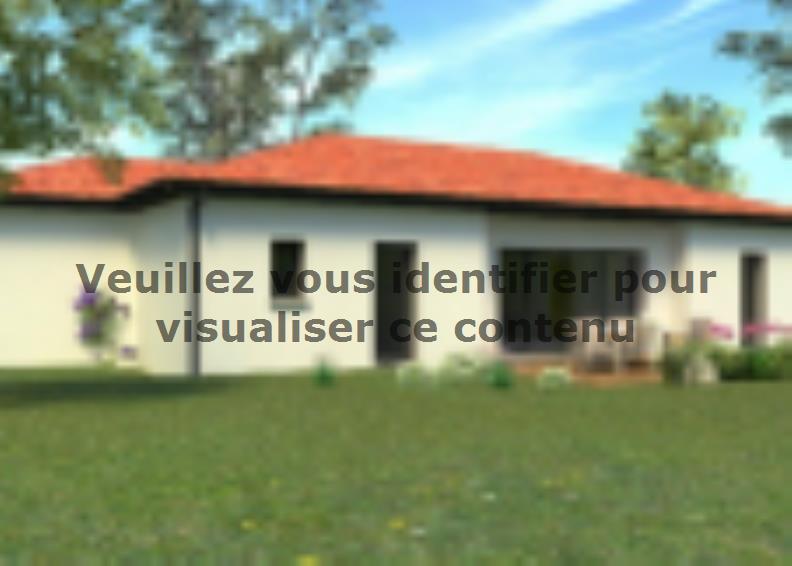 Modèle de maison PP103_P1567V4 : Vignette 2