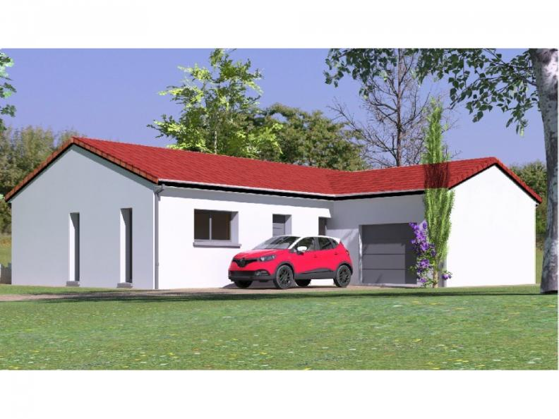 Modèle de maison PP97_P1356V8 : Vignette 1